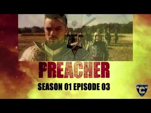 Preacher S01E03 Series Talk Review.