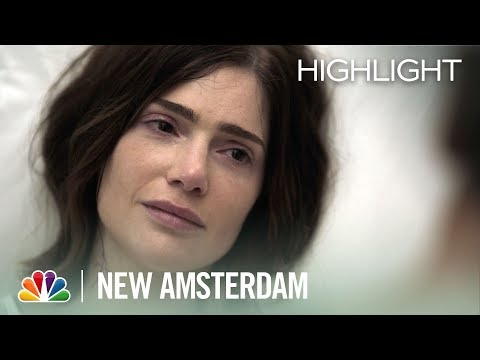 Bloom Suspects Ligon Stole Her Meds - New Amsterdam