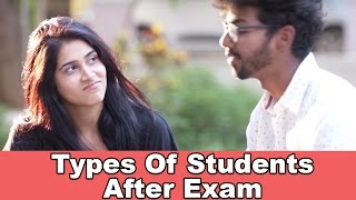 Video Types Of Students After Exam | Funk You MP3, 3GP, MP4, WEBM, AVI, FLV November 2017