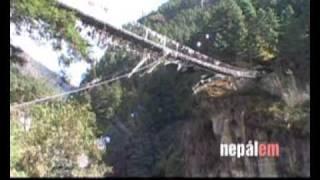 Video Nepálem - dokument Tomáše Kubáka