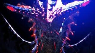 Monster Hunter World: Iceborne - Namielle Elder Dragon (Solo / Longsword)