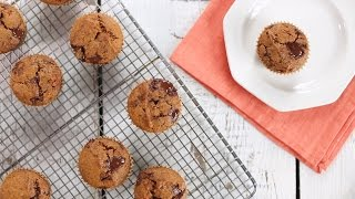 Sweet-Potato Chocolate-Chunk Muffin- Everyday Food with Sarah Carey by Everyday Food