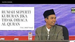 Video Rumah Kamu Seperti Kuburan Kerana Tiada Bacaan Al Quran - Ustaz Somad MP3, 3GP, MP4, WEBM, AVI, FLV Maret 2019