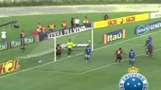 Cruzeiro 3 x 2 Flamengo pela 36ª rodada Campeonato Brasileiro...