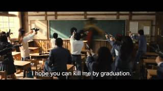 Fantastic Fest 2015   Assassination Classroom  Trailer