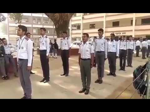 Video BNCC Army wing parade at Rouf College... 2016 download in MP3, 3GP, MP4, WEBM, AVI, FLV January 2017