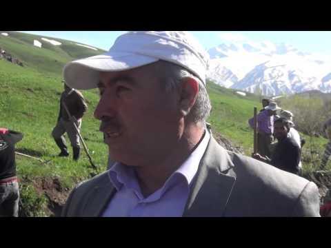 Yüksekova'da Beaşatlı Köylülerin Örnek Davranışı
