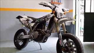 10. Husqvarna smr 510 2007 TOP POWER