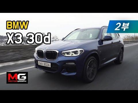 모터그래프 BMW X3(G01)