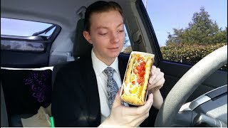 Video Taco Bell New Double Chalupa - Food Review MP3, 3GP, MP4, WEBM, AVI, FLV Juni 2018