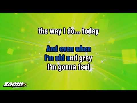 Michael Buble - You Make Me Feel So Young - Karaoke Version from Zoom Karaoke