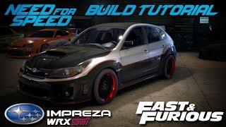 Nonton Need for Speed 2015 | Fast & Furious Brian's Subaru Impreza WRX STI Build Tutorial | How To Make Film Subtitle Indonesia Streaming Movie Download
