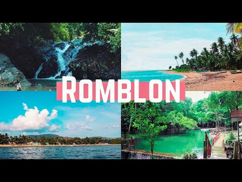 Romblon (travel Vlog)