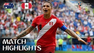 Video Australia v Peru - 2018 FIFA World Cup Russia™ - Match 38 MP3, 3GP, MP4, WEBM, AVI, FLV Maret 2019