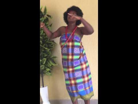 Igbo girl dancing Igbo Amaka
