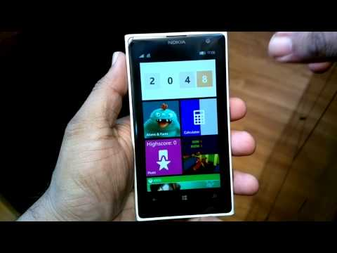 Hide SMS,Apps,Camera, Settings in Windows Phone 8.1 with Apps Corner