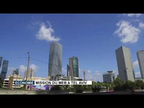 Mission du MEB à Tel Aviv