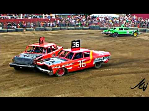Demolition Derby - Salmon Arm 2009