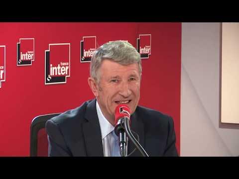 """Philippe de Villiers: """"Mon livre est la réponse au complotisme"""" sur les origines de l'Europe"""