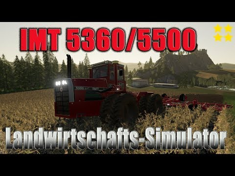 IMT 5360/5500 v1.0.0.0