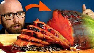 Video How to make Smoked Watermelon! MP3, 3GP, MP4, WEBM, AVI, FLV Agustus 2019