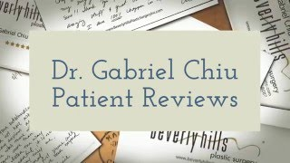 Dr. Chiu Reviews