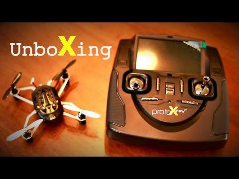 Estes Proto-X FPV Micro Quadcopter RTF RC Helicopter