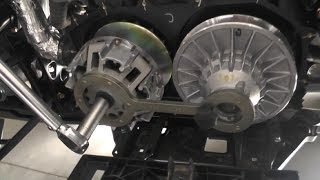 10. Dalton DB650 Clutch Kit Test Results Canam 2015 XMR650 Review