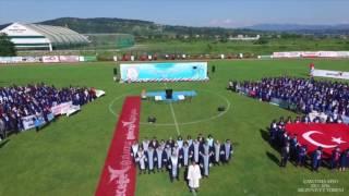 bülent ecevit üniversitesi çaycuma myo 20152016 mezuniyet töreni