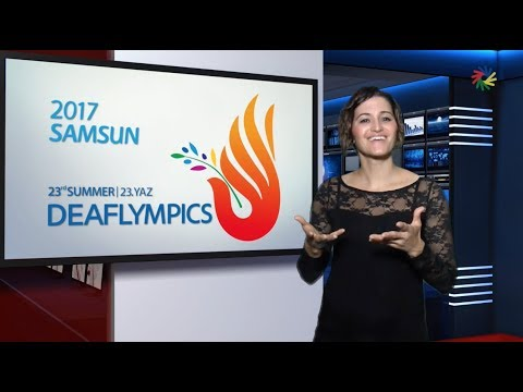 Image of ICSD Video News: A Month Passed Since the Conclusion of the 2017 Deaflympics