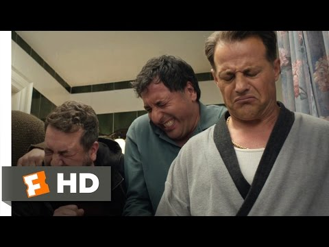My Big Fat Greek Wedding 2 - Gus in the Tub Scene (4/10) | Movieclips