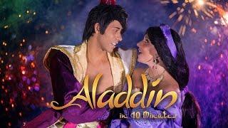 Download Lagu Aladdin in 10 Minutes Mp3