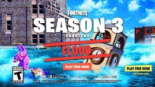 Fortnite - Flood Event Trailer (Season 8)