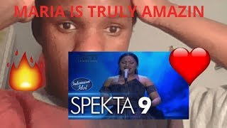 Video MARIA - NEVER ENOUGH (Loren Allred)  - Indonesian Idol 2018||REACTION MP3, 3GP, MP4, WEBM, AVI, FLV September 2018