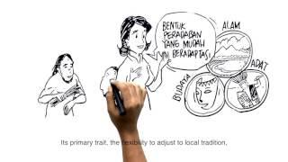 Video Grafis Simposium Internasional Diaspora Austronesia