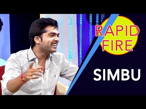 Rapid-Fire-with-Simbu-Puthuyugam-TV