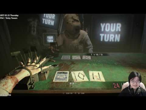 【緋川】PS4 Resident Evil 7 惡靈古堡 7 DLC 禁止撥放的影片 21點 女兒們