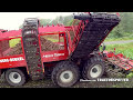 Enlace a Esta cosechadora recoge todo lo del campo de forma espectacular, ahorra mucho trabajo y tiempo