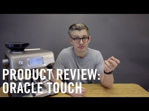 Product Review: Oracle Touch by Sage/Breville