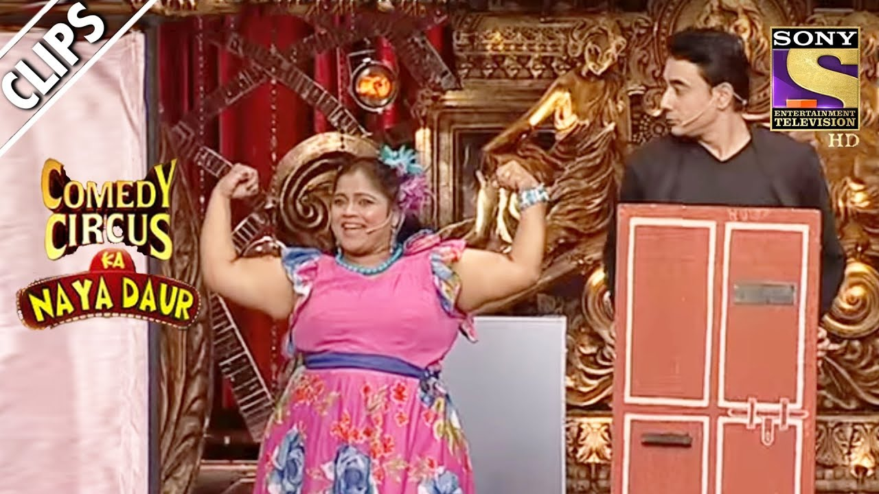 Mantra Is Irritated With Vishakha | Comedy Circus Ka Naya Daur