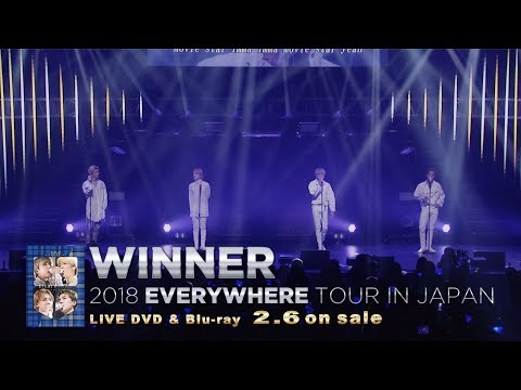 WINNER - MOVIE STAR (WINNER 2018 EVERYWHERE TOUR IN JAPAN)