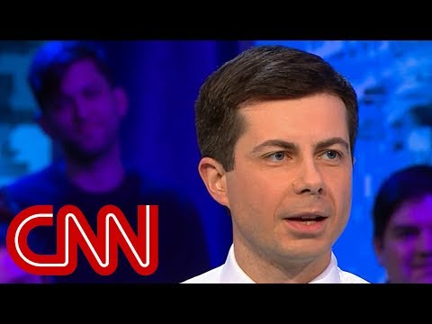 How Pete Buttigieg wants to stand out in crowded 2020 field