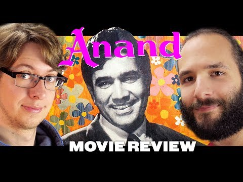 Anand (1971) - Movie Review