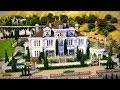 The Sims 4 || Speed Build || Mottram Manor House + Giveaway Winner! 🌟