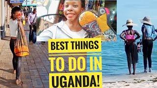 BEST THINGS TO DO IN UGANDA! (KAMPALA/ ENTEBBE).