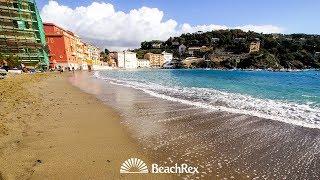 Sestri Levante Italy  city pictures gallery : beach Baia del Silenzio, Sestri Levante, Italy