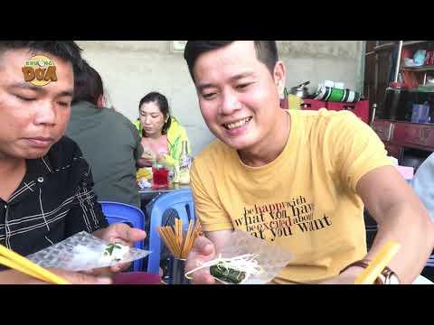 Khương Dừa dẫn Tâm xe ôm đi ăn bò lá lốt, bánh xèo mừng chiến công bán vé số!!! - Thời lượng: 24 phút.