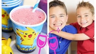 Video SWAN, NEO & leur MAMAN s'attaquent au SMOOTHIE CHALLENGE POKEMON- BEURK MP3, 3GP, MP4, WEBM, AVI, FLV Oktober 2017