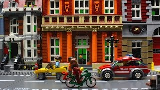 Download Lagu LEGO STOP MOTION / Moc Orange Building Timelapse / Canon 600D / CXII Mp3