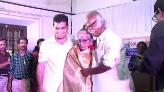 എറണാകുളം മഹാരാജാസ് കോളേജ്- സെന്റിനറി മാഗസിൻ പ്രകാശനം